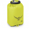 Osprey Ultralight DrySack 12 Liter - electric lime