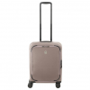 Victorinox Connex Global Carry-on Softside 4-Rollen-Kabinentrolley 55 cm - grey