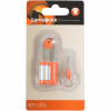 Samsonite Luggage Accessories - Key Lock 2 / Schlüssel-Schloss orange