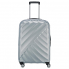 Titan Shooting Star 4-Rollen-Trolley M 66 cm - silver