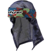 Dye Paintball Head Wrap (Global Blue/Red/Green)