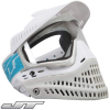 JT Spectra Proflex Paintball Maske Ltd. Edition (weiss/grau)