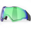 Push Unite Paintball Thermal Maskenglas (Chrome green)