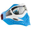 V-Force Grill Paintball Thermalmaske Ltd Edition (white/blue)