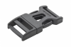 VAUDE Steckschnalle 20 mm Single Adjust black