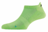 P.A.C - Socken P.A.C. Active Footie Short women neon grün Gr.38-41