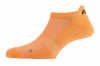 P.A.C - Socken P.A.C. Active Footie Short women neon orange Gr.38-41