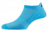P.A.C - Socken P.A.C. Active Footie Short SP 1.0 women neon blue Gr.35-37