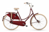 BATAVUS OLD DUTCH DA. NEXUS-3 50 RÜCKTRITT DARK RED BC101177