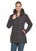 Tatonka Naika 3in1 Coat Women - Doppelmantel - black - Gr.38
