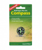 Coghlans Pin-On Kompass mit Anstecknadel - Kugelkompass - Pin-On Kompass