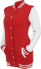 Urban Classics Damen Long 2-tone College Sweatjacke