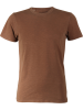 Selected Herren T-Shirt SLHBEN OVERDYE SS O-NECK
