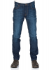 Lee Herren Jeans Rider Slim Fit - Blau - Hudson Blue