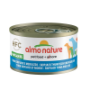 Almo Nature HFC Natural Dog Skip Jack Thunfisch und Kabeljau 95g