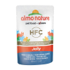 Almo Nature HFC in Jelly Thunfisch und Seezunge 55g