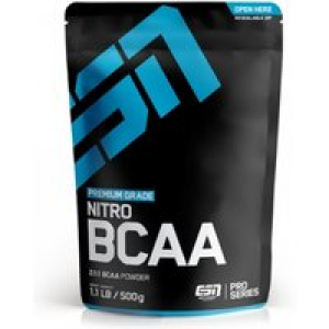 ESN Nitro BCAA Powder, 500g Tropical Punch