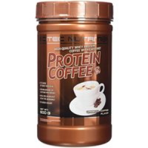 Scitec Nutrition Protein Coffee, 600g Coffee Flavor