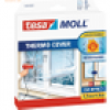 Tesa Fenster-Isolierfolie Thermo Cover 1,7x1,5m transparent
