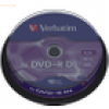 Verbatim DVD+R Double Layer 8X 8.5GB