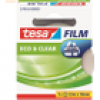Tesa Klebefilm Eco & Clear 19mmx33m transparent