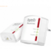 AVM AVM FRITZ!Powerline 510E Set 500 MBit 2er KIT (1x LAN)