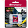Transcend Transcend 8GB SDHC Class 10 UHS-1 600x Ultimate