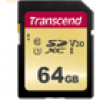 Transcend Transcend SDXC 64GB Transcend Ultimate 500S Class10, V30, UH