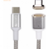 4Smarts 4smarts Magnet. USB-C Kabel GRAVITYCord Ultimate 1,8m, weiß