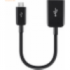 Belkin Belkin Adapter Micro-USB male auf USB A female 12cm - schwarz