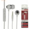 D-Parts Fontastic Essential In-Ear Stereo-Headset V5, weiß