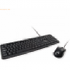 Digital data communication equip Wired Keyboard & Mouse Combo, IT layo