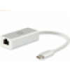Digital data communication LevelOne USB-0402 USB-C - Gigabit Ethernet
