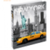 HERMA Ringbuch A4 2 Ringe 25mm New York