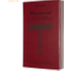 Moleskine Notizbuch Passion Journal Large A5 Wein Hardcover 200 Blatt