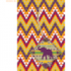 RNK Notizbuch Memo my style 8x13cm Softcover African Elephant liniert