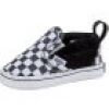 Vans Lauflernschuh Slip-On V Crib Checker