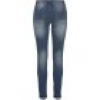 Arizona Slim-fit-Jeans mit Glitzersteinchen