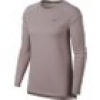 Nike Breathe Tailwind Top - Damen Fitness Freizeit Shirt - 890200-684 nude