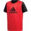 adidas Gear Up Tee - Jungen Fitness Freizeit T-Shirt - DJ1188 rot