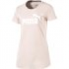 Puma Essential No.1 - Damen Fitness Freizeit T-Shirt - 838397-37 rose