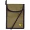 Lyle & Scott Neck pouch - Hip Bags (Hellgrün)