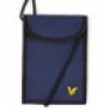 Lyle & Scott Neck pouch - Hip Bags (Dunkelblau)