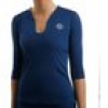 Ariana Tech V-Neck Longsleeve Damen