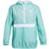 Packable Half-Zip Trainingsjacke Mädchen