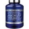Scitec Nutrition 100% Whey Protein, 2350g White-Chocolate