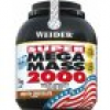 Weider Mega Mass 2000, 3000g Strawberry Delight