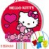 Faltpinata Hello Kitty Candies, 43cm | IV-24152