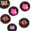 Fingerring SWEET KIDS Metall 6-12mm