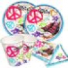Girls Rock Partyset, 34-tlg., 8 Kids